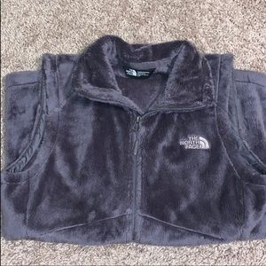 Womens north face vest